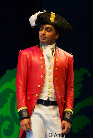 Manu Narayan* Captain Jack Absolute