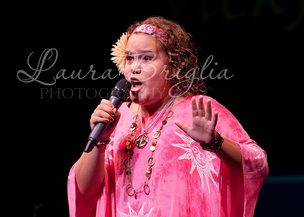 The Vocalist Jr. Week 4 2013