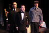 Joel Hackbarth, Mike Dowdy, and Zachary Allen Farmer, in New Line Theatre's THE WILD PARTY. Photo credit: Jill Ritter.