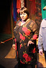 Nikki Glenn as Madelaine True, in New Line Theatre's THE WILD PARTY. Photo credit: Jill Ritter.
