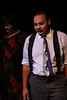 Nikki Glenn and Eeyan Richardson in New Line Theatre's THE WILD PARTY. Photo credit: Jill Ritter.