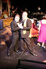 Mike Dowdy and Joel Hackbarth as Oscar and Phil D'Armano, in New Line Theatre's THE WILD PARTY. Photo credit: Jill Ritter.