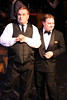 Joel Hackbarth and Mike Dowdy, as Phil and Oscar D'Armano, in New Line Theatre's THE WILD PARTY. Photo credit: Jill Ritter.