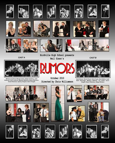 00 Rumors 8X10 SAMPLE
