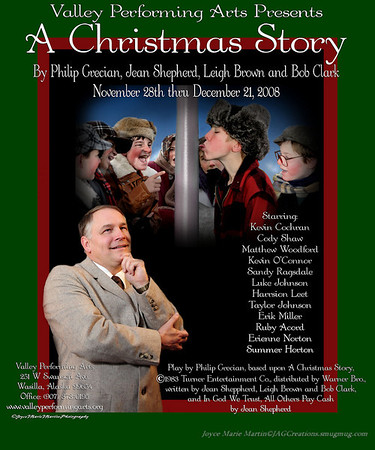 Theater~A Christmas Story