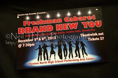 Freshman Cabaret 2013