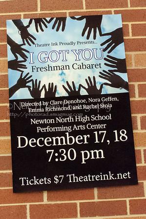 Freshman Cabaret 2015