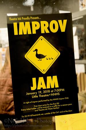 Improv Jam 1 - 2018