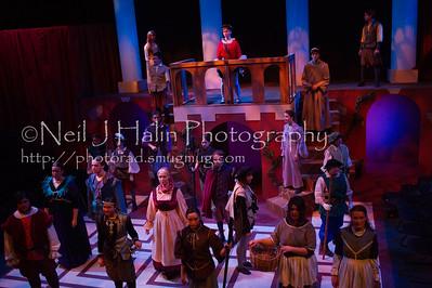 Romeo and Juliet 2016-2