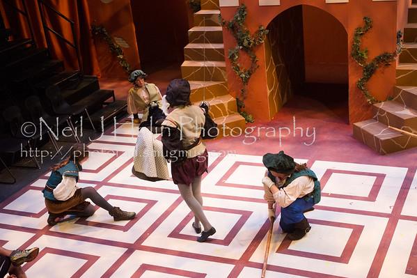 Romeo and Juliet 2016-10