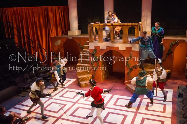Romeo and Juliet 2016-20