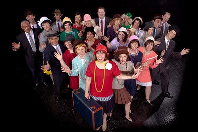 Thoroughly Modern Millie PR Shots