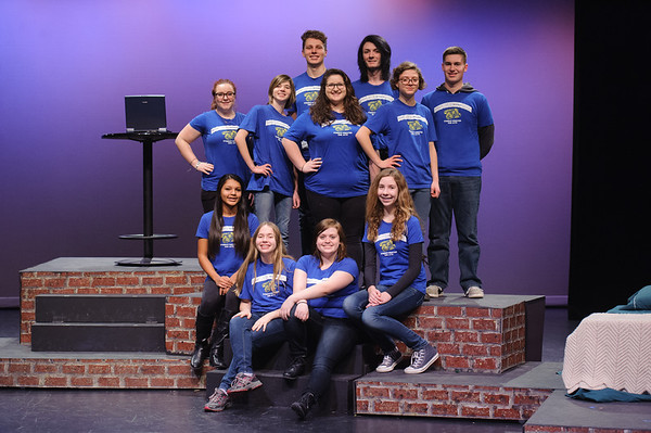 Thespians' Choice - Student directed one acts