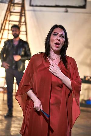 LoftOpera performs Tosca
