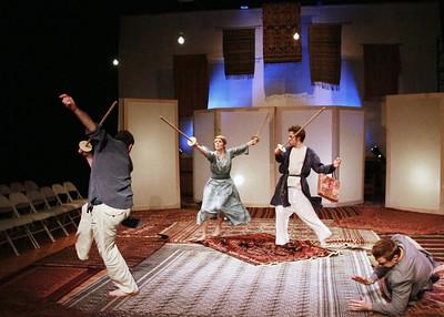 Twelfth Night, Alumni Theatre Project 2013