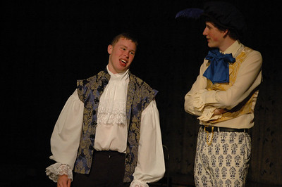 Twelfth Night Dress Rehearsal