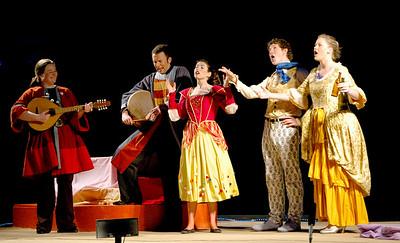 Twelfth Night Performances