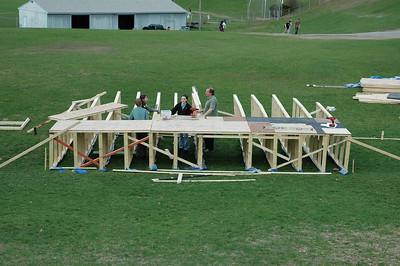 Twelfth Night Set Build