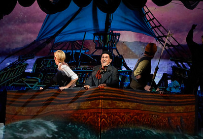 Dress/Tech of 20,000 Leagues Under The Sea at The New Victory Theater