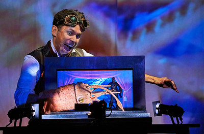 Twenty Thousand Leagues Under the Sea at the New Victory NY Times