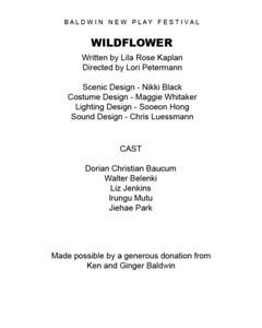 Wildflower1 Title