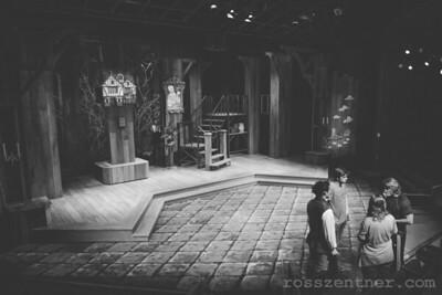 """University Theatre """"Beaux Stratagem"""""""