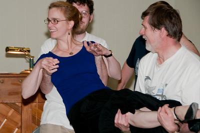 Gondoliers Rehearsal 5-10-09