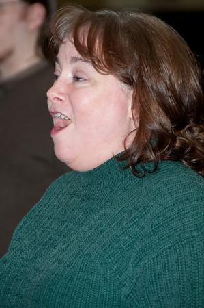 Merry Widow Rehearsal 1-24-09