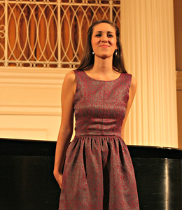 Victroia's junior recital October 2012