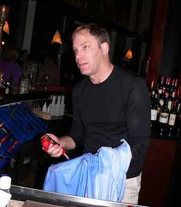 Al, you can't do your laundry at the bar!!