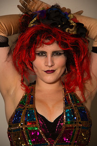 Kayleigh Marie, costumes by Cheryl Patton Wu