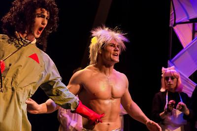 Tim Rogan as Rocky