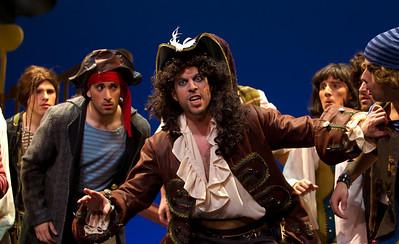 Adam Juran as the Pirate King
