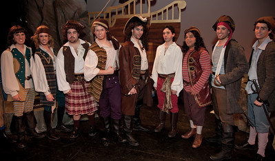 The Pirates of Penzance Adam Juran is the Pirate King