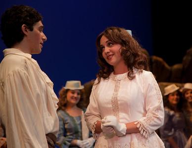 Ben Lurye as Frederic Stacey Mastrian as Mabel