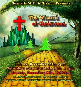 Wizard of Christmas - December 2015