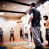 "Instructor Graig Russell leads the Acting: Voice & Speech section of the ""Day of Theatre"" workshop.<br /> <br /> Miss out? Want to try our classes? Check out <a href=""http://yokohama-theatre.com"">http://yokohama-theatre.com</a> for info or to enroll!"
