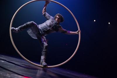 Cirque du Soleil Volta.