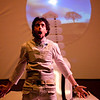 39<br /> The Yokohama Theatre Group<br /> At the Victoria Fringe, August 30 - Sept 5, 2010<br /> <br /> 39 (Andrew Woolner) hallucinates after eating an alien plant.