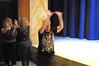 Dancing blurs