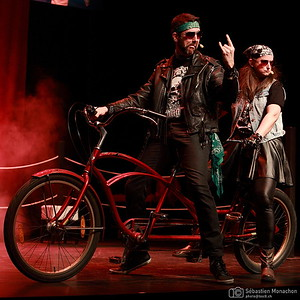 Catch-Impro - Casino-Théâtre - Genève - 19 mars 2015