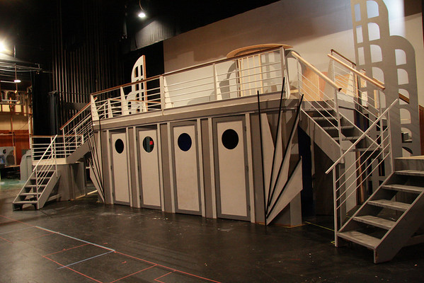 Anything Goes Act II clean-up July 7