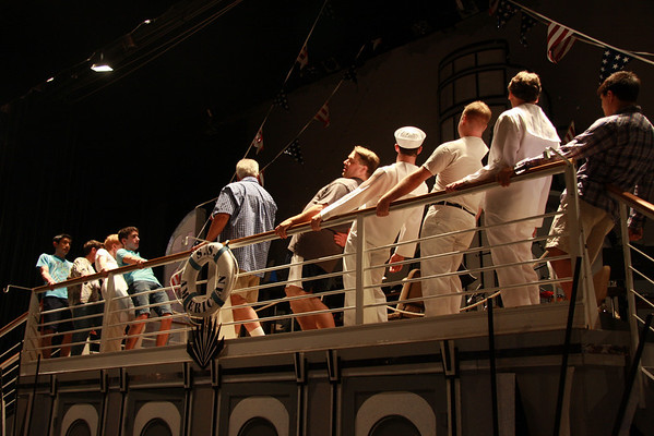 Anything Goes Second Weekend July 29-Aug 1