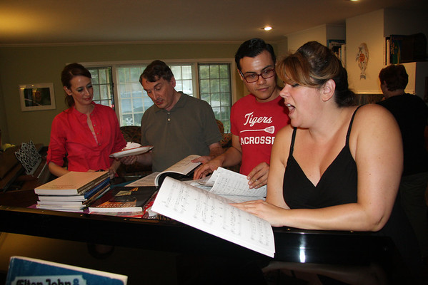 How to Succeed - Cast Party August 12, 2012