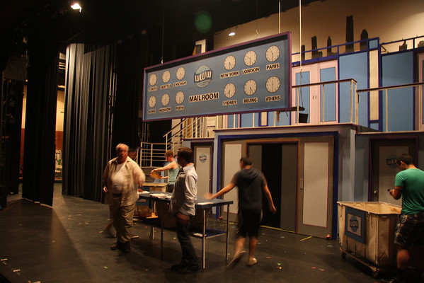 How to Succeed Weekend Two July 26-29, 2012