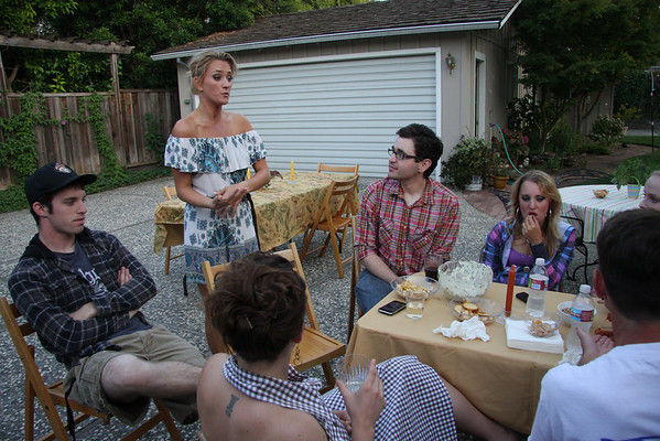 Producers Cast Party at Linda's! August 16, 2009