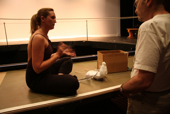 The Producers - Act 1 logistics 6-30-2009