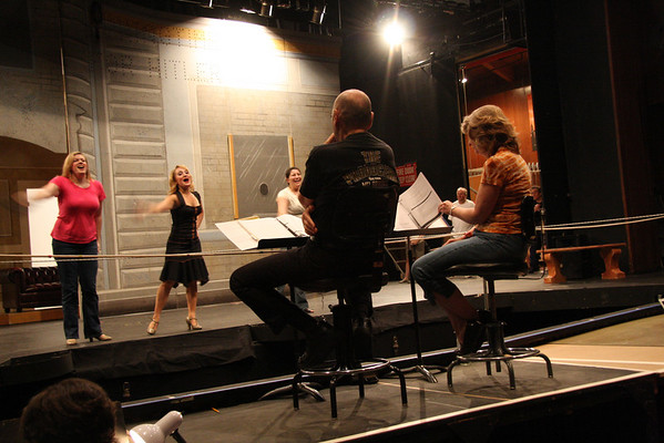 The Producers - It's Bad Luck to Say Good Luck... 6-27-2009