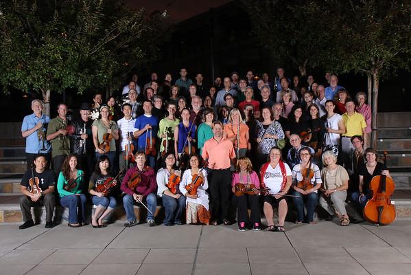 Group photo September 11, 2013