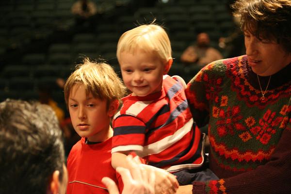 Redwood Kids Concert, April 22, 2007